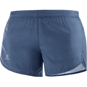 Salomon Agile Shorts Dame dark denim/ao